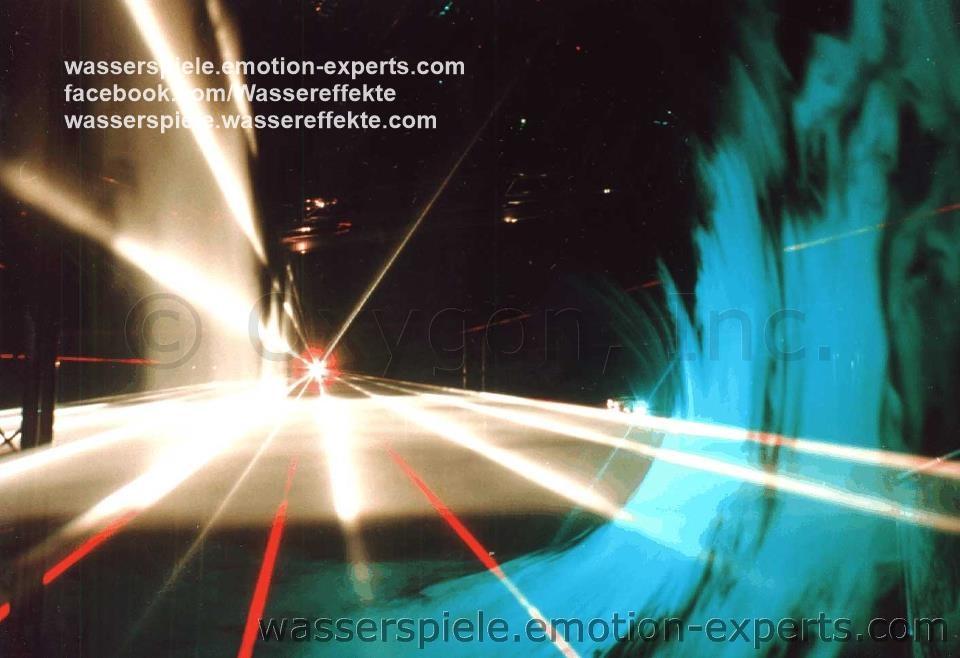 Pokazy Laserowe kolorowe